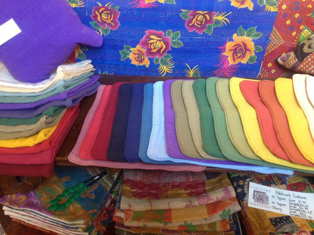 Image of Furniture Fabric Swatches