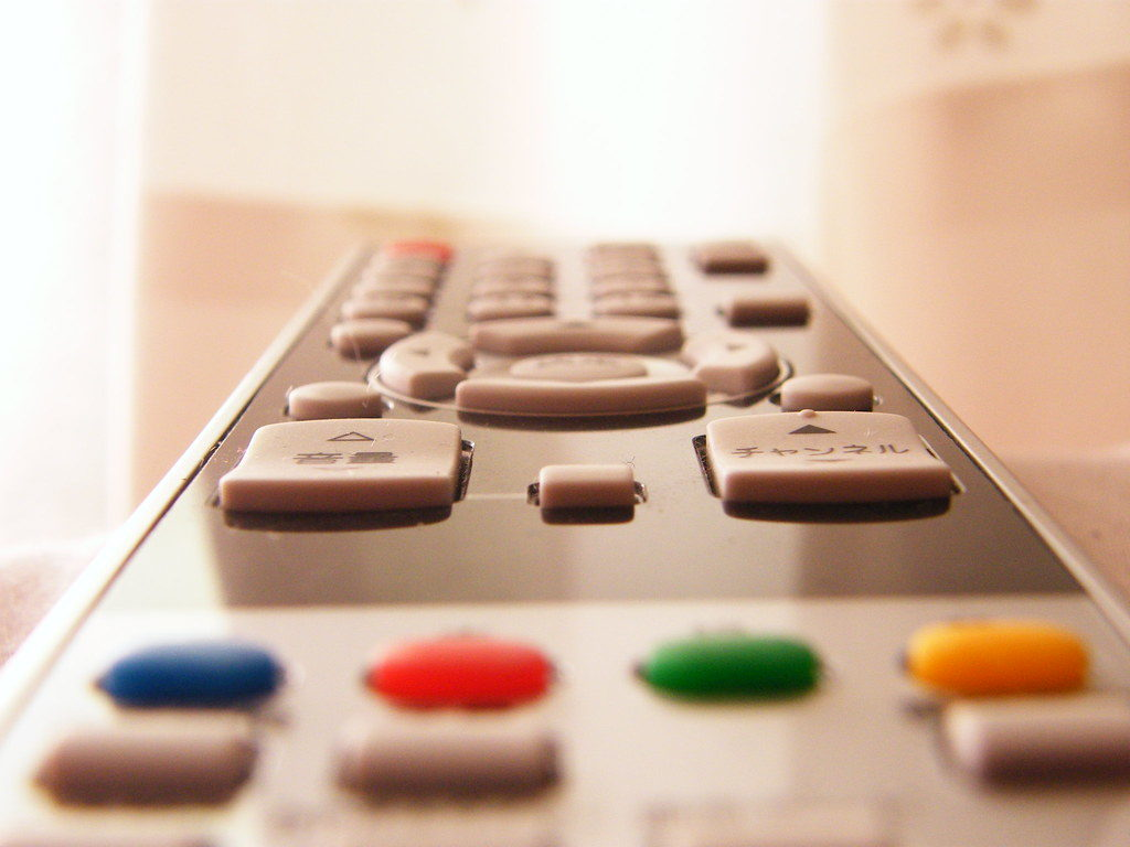 Image of a Power Remote Control